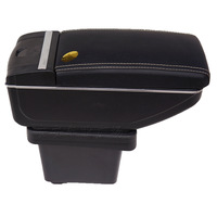 Kia k2 freddy armrest box central 75-foot-long box modified car hole-digging armfuls storage