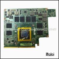Free shipping GTX460M  Video/VGA Card Graphic card N11E-GS-A1 for ASUS G73JW G73 G72GX G74GX G53 G53SX G53JW G60 laptop notebook