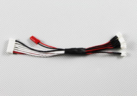 10pcs/lot Free Shipping Charging harness for 6 pcs of MCPX 3.7V helicopter battteries