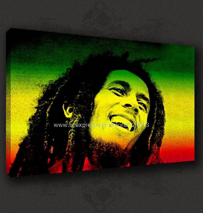 Bob marley afrika-professioneel-efficiënt-concurrerend reggae muziek