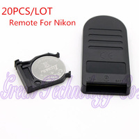 20PCS/LOT ML-L3 ML L3 IR Wireless Remote Control For Nikon  D7000 D5100 D5000 D3000 D90 D80 D70S D70  D40X 8400 8800 HD Camera