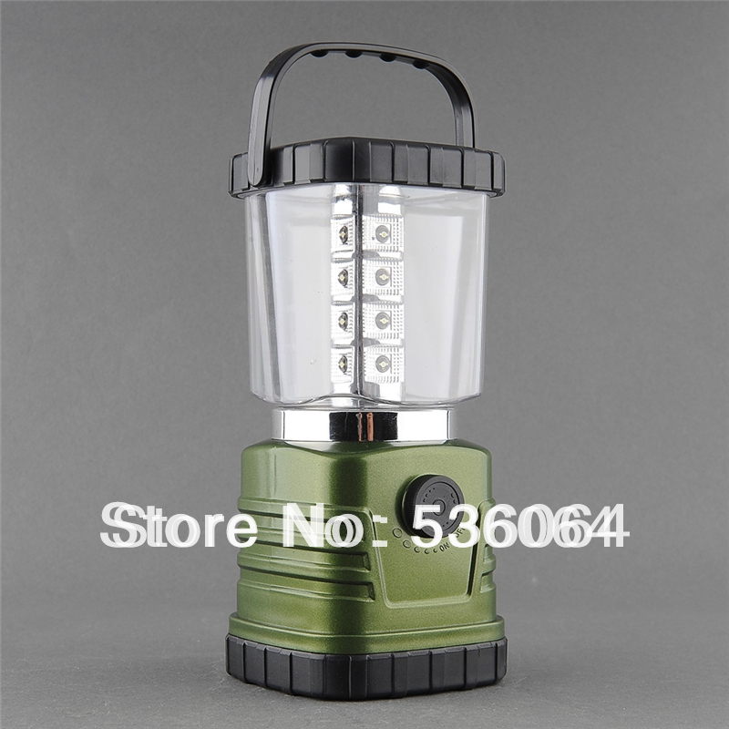 Portable 16 LED Bivouac Camping Hiking Tent Lantern Light Lamp Ultra Bright Free Shipping(China (Mainland))