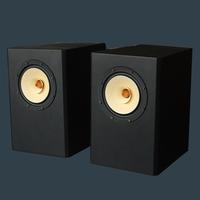 God EL34 tube amp full-range speaker with Q6SE HIFI