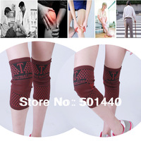 Free Shipping Nano Elastic Infrared Magnetic Slimming Knee Brace