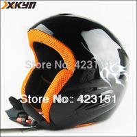 Free ski goggles+free gift  Skiing Snowboard helmet snowboarding helmet 4 color  Skiing Accessories
