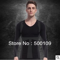Free Shipping Men's Brand Multifunctional Shapewear, Thermal Underwear Shape Slimming Underwear For Men, Top Quality