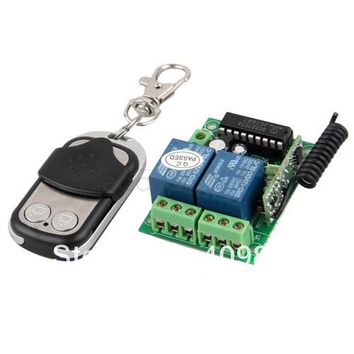 Universal Gate Garage Door Opener Remote Control + Transmitter(China (Mainland))