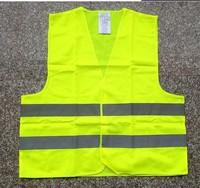 reflective safety vest coat Sanitation vest Traffic safety warning clothing vest