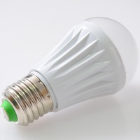4pc/lot QP83 E27 3W SMD 5730 85-265V 240 lumens Globe Lamp Bulb White/Warm White Light Bulb + Free Shipping