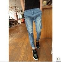 2013 jeans harem pants male british style harem pants male trousers