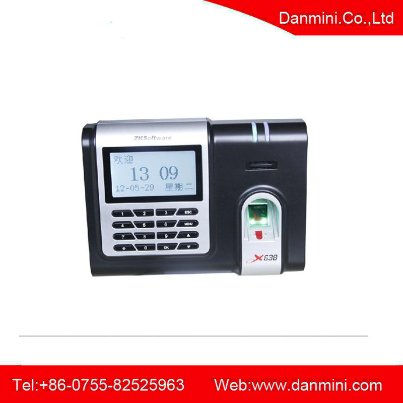 Danmini X638 Entry Lock Door Access Control System with RS485,USB Communication(China (Mainland))