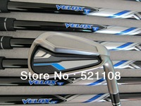 2014 New speed blade golf irons set (4-9 #, Pw, Aw, Sw) with 100% Graphite Shafts golf clubs 9 PCS
