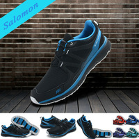 Wholesale top quality Salomon S-WIND mens running shoes.Men's walking boot sport athletic shoes Size:40-45