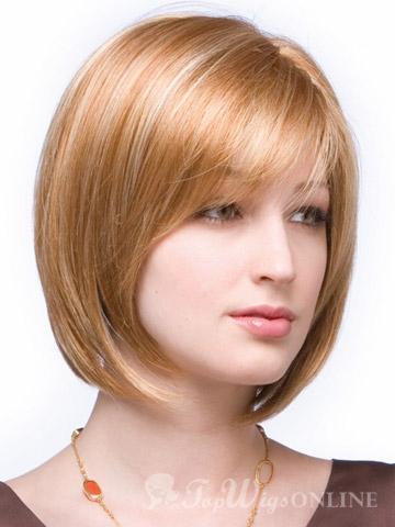 Remy European Human Hair Wigs 114