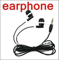 sales promotion New In-ear Headphone 3.5mm Earbud Earphone For MP3 Mp4 Free DHL/Fedex