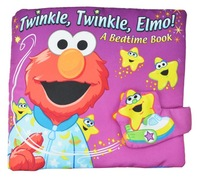 Hot-selling baby toys puzzle cloth books baby toy nighty-night three-dimensional cloth sesame street books