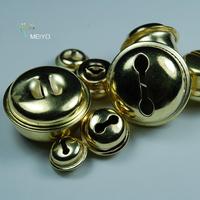 Diy accessories gold dance bell christmas decoration pet bell