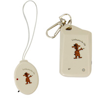 Electronic Security Guard Alarm For Kids Pets Purse Bags Anti-lost Anti-theft