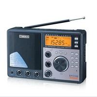 High Sensitivity Desktop Digital AM/FM/SW Full/Whole Band Stereo Radio Enthusiasts Fever Home Stereo Radios 1 PC Black RP2100