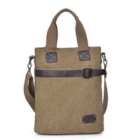 2014 Limited Pocket Medium(30-50cm) New Arrival Winter Male Casual Outdoor Canvas Bag Large Capacity Shoulder Messenger Handbag