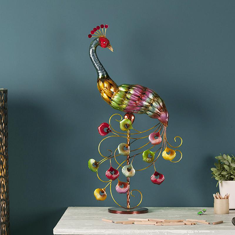 Online kopen wholesale pauw huis decor uit china pauw huis decor groothandel - Mode decoratie ...