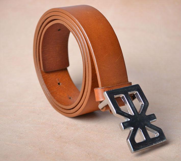 Fashion Name Designer Rivet BELT, Latest Style First Layer of Leather Original belt Genuine Brand Gift YHBK099(China (Mainland))
