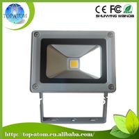 10 pcs a lot  led 10w flood light Epistar 35mil 3 years warranty IP67 waterproof outdoor using
