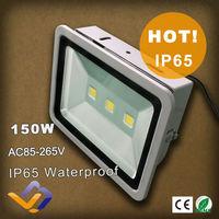 Factory sale! Waterproof High power 150W 85-265V LED Flash Landscape Lighting outdoor LED Wash Flood Light Floodlight
