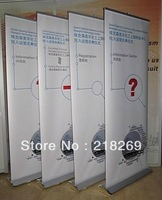 High Quality Roll up Banner (150X80CM), Free shipping to Hong Kong
