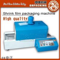 Shrink film packaging machine,heating shrink sealing machine,40*20cm sealing size