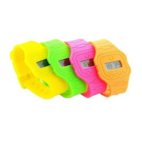 the best products of silicone watch for gifts item