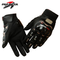 50pairs/lot!lowest!3 Colors Motorcycle gloves motorrbike glove motorcross racing full finger gloves  Size M /L /XL/XXL