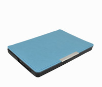 1PC High Quality PU leather Case for Sony PRS T3 Ebook Reader Smart cover Free Shipping