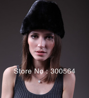 Free Shpping Mink Hair Hat Male&Female Cap President Cap Old Man Hat High Quality Mink Fur Fashion Desihn Hat WRH415