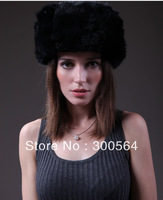 Free Shipping Mink Hair Hat Male&Female Winter Cap Luxury Mink Fur Hat Free Size Scalable Snow Cap Warm Design WRH414