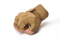 Tactical semi-finger wear-resistant slip-resistant gloves tactical gloves