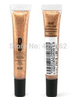 3pcs/lot  Bob diamond lip gloss popular diamond bling golden send color 12# lips  makeup