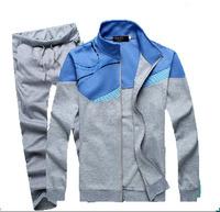 New arrival men's sport suit fashion suit set sportswear set suits ( cotton Hoodies and Pants ) man's clothing set