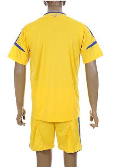 buy wholesale national team Ukraine home ukraine soccer jersey(China (Mainland))