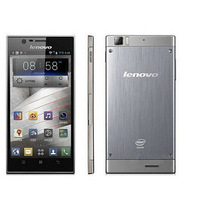 Original lenovo K900 Intel Atom Z2580 2048MHz dual Core Phone Android 4.2 3G smart phone 2GB Ram 16GB Rom 13MP