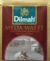Free shipping Dilmah meda single watte black tea single  wholesale