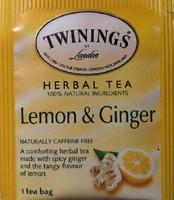 Free shipping Twinings lemon fruital black tea single fitow  wholesale