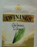 Free shipping Twinings tea white single loaded amann greened  wholesale