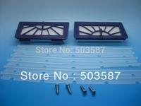 New combo set beater and brush,Dust filter for Neato XV-11 XV-12 XV-14 XV-15 Automatic vacuum cleaner  beater  brush!