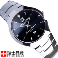 Carnival tungsten steel watches male 200 meters waterproof tungsten steel male watches mens watch lovers table