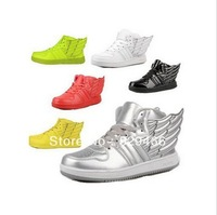 Angel Wings Street shoes 2014 new lady shoes, fashion shoes, casual hip-hop / ADIDA hip-hop shoes free shipping 36-40