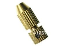 8 Pics(Free Shipping)Mini Twist Drill Chuck/Small Electric Drill Bit Clamp/Carpenter's Gimlet Drill Chuck/PCB Accessories