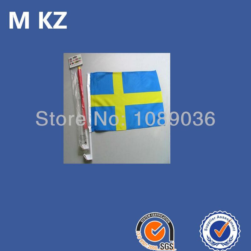 Car Logos With Flags Flag New Swedish Logo Flag