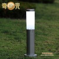Lawn lamp Lighting Fitting stainless steel outdoor waterproof lawn lamp luminaire waterproof lighting fitting modern brief