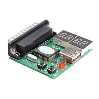 4-Digit PC Analyzer Motherboard Diagnostic Tester USB Post Test Card